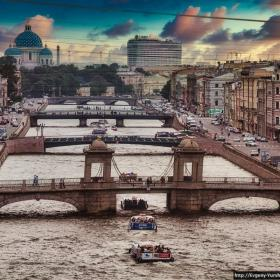Saint-Petersburg © evg.rus