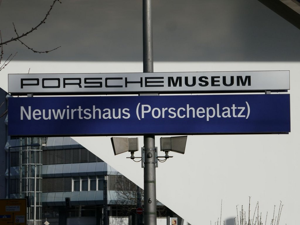 photo Porsche Museum - Zuffenhausen - Stuttgart - Штуттгарт / Germany - Германия